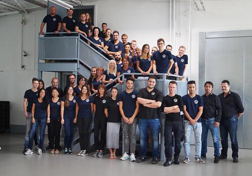 Das Team von SCHuMET GmbH