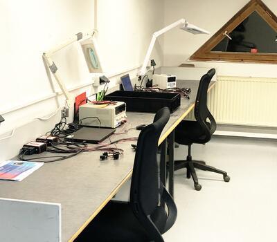 Prüfungen nach ESD Bedingungen und / oder unter Reinraumbedingungen